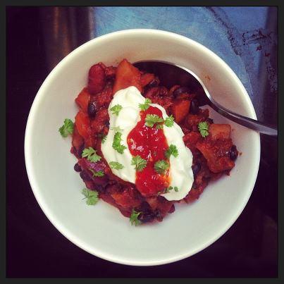 Chili sin carne/La Cucina Nada