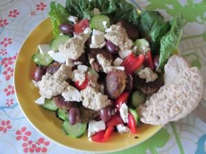 Salat m.falafel/LaCucinaNada