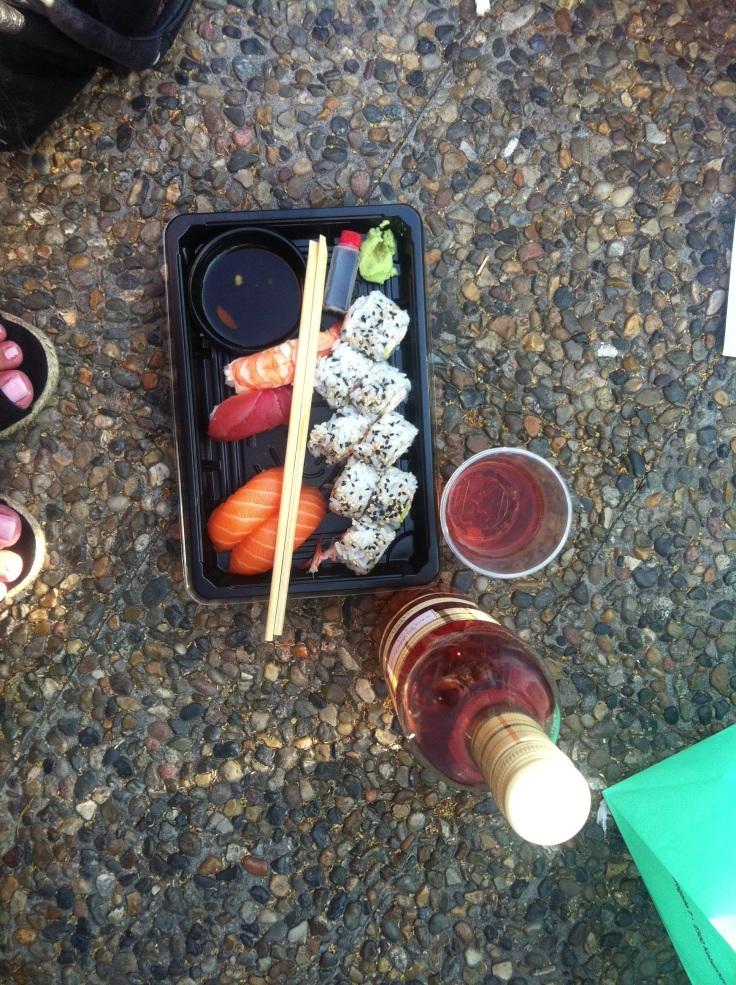 Sushi/LaCucinaNada