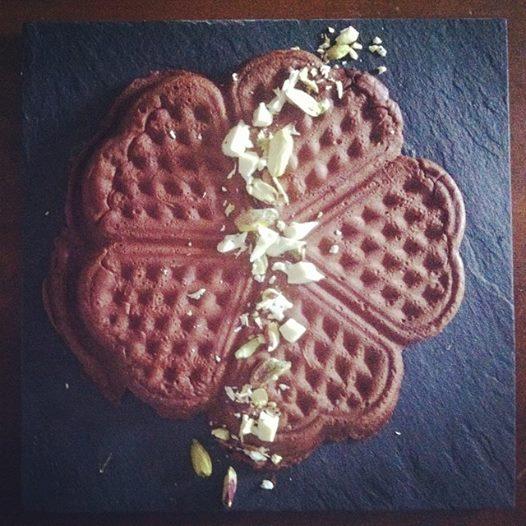 Chokoladevaffel/LaCucinaNada