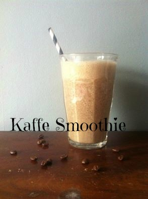 Kaffe Smoothie