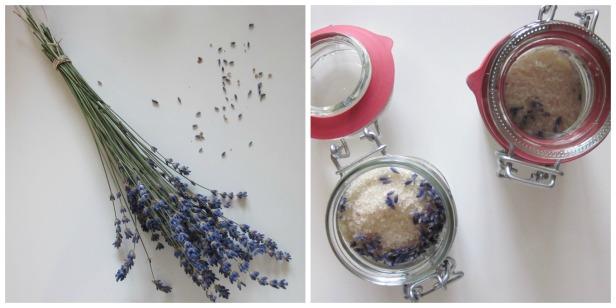 Lavendelsukker/LaCucinaNada
