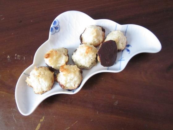 Kokosmakroner/lacucinanada