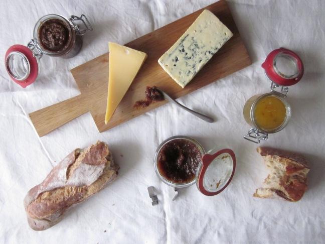 Tilbehør til ost/LaCucinaNada