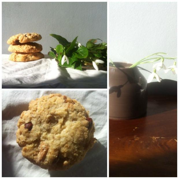 Havregryns-cookies/LaCucinaNada