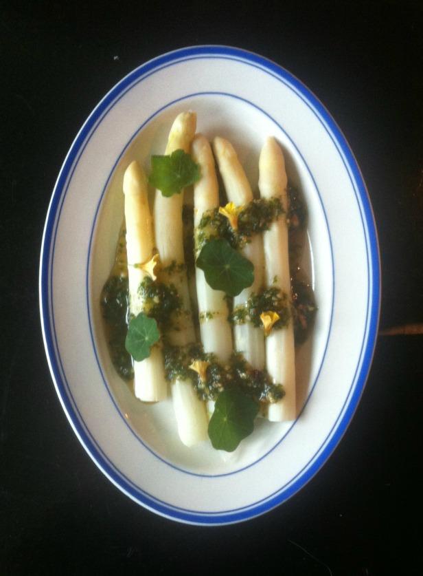 Hvide asparges/LaCucinaNada