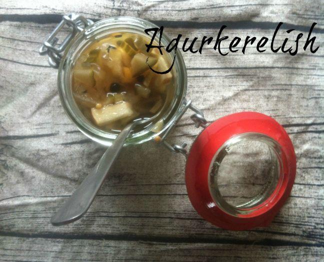 Agurkerelish/LaCucinaNada